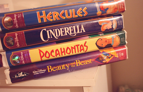 disney movies tapes worth