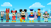 Disney Crossy Road Game