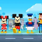 New Disney Mobile Game: Disney Crossy Road