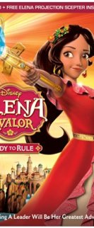 Elena of Avalor Read to Rule DVD
