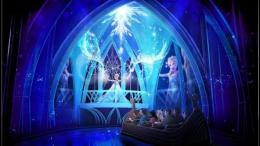 Frozen Ever After Epcot Ride