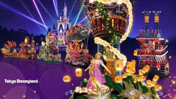 new attractions tokyo disneyland