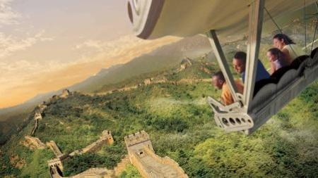 soarin around the world