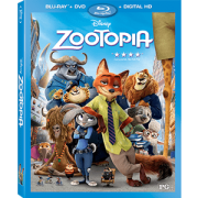 Disney Announces Blu-ray Release Date for 'Zootopia'