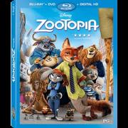 Disney Announces Blu-ray Release Date for 'Zootopia'