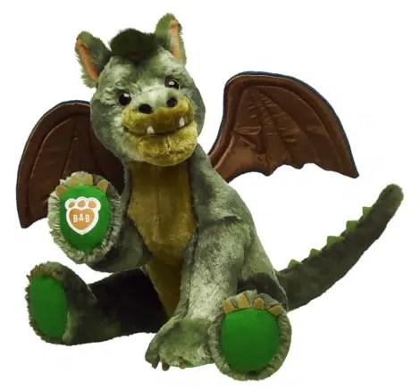 Build a Bear Petes Dragon