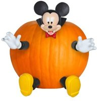 Disney Mickey Mouse Pumpkin Push in Set 5 Pc