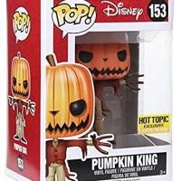 FUNKO Pop! Disney Pumpkin King Nightmare Before Christmas