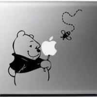 Winnie The Pooh Macbook Laptop Skin