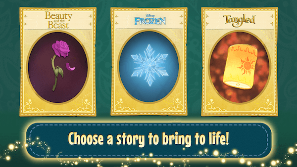 disney enchanted tales game