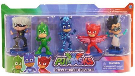 All New PJ Masks Toys: (Costumes, Action Figures and Vehicles)