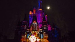 Disney Worlds New Cinderella Castle projection show