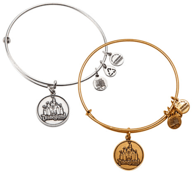 Sleeping Beauty Castle Bangle by Alex and Ani - Disneyland Edition
