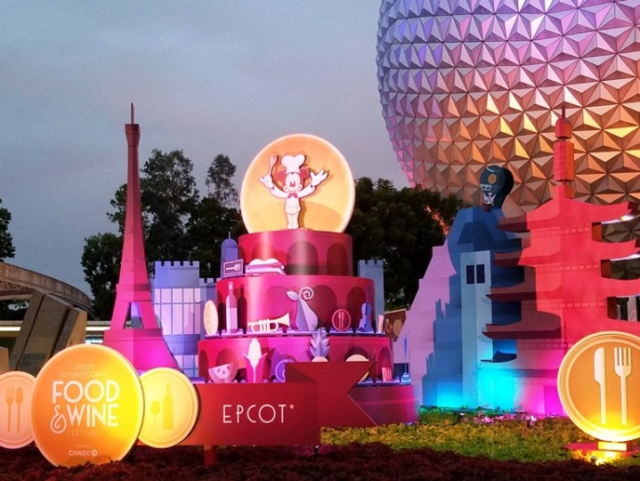 Epcot Food And Wine Festival 2019 Details Everything You