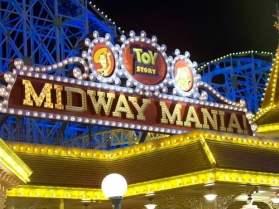Toy Story Mania Disneyland Fastpass