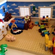 A LEGO Toy Story Set of Andy's Room? You Can Make it Happen!