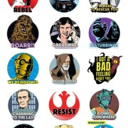 Disney Launches 40th Anniversary iMessage Star Wars Stickers