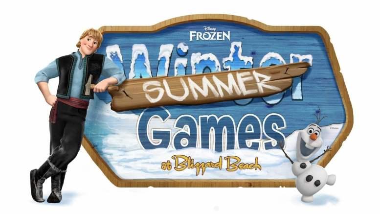 Frozen Summer Games Blizzard Beach 2017