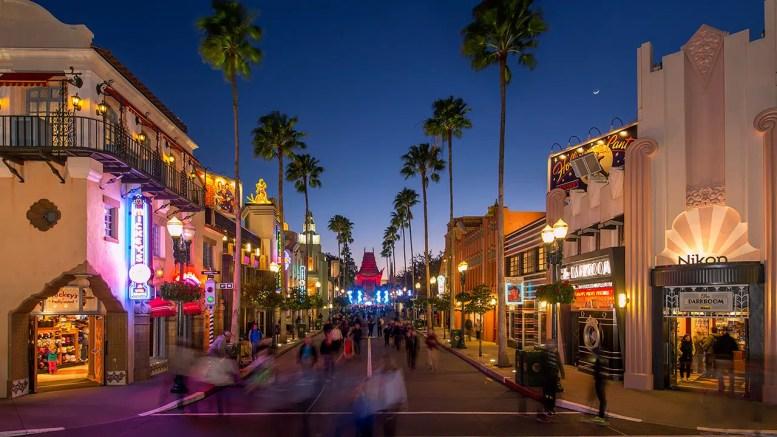 Disney's Hollywood Studios Construction