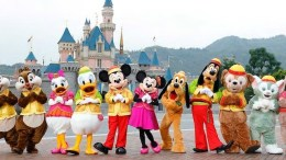 hong kong disneyland statistics facts