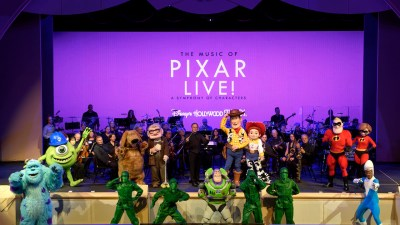 Music of Pixar Live