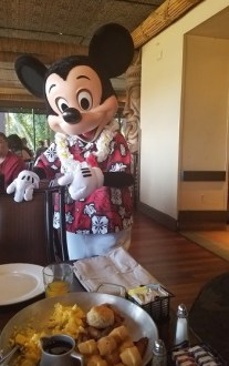 Complete Disney World Character Dining Meals List (2019)