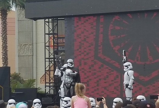 star wars show disney's hollywood studios