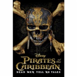 Pirates Of The Caribbean Dead Men Tell No Tales Blu-Ray