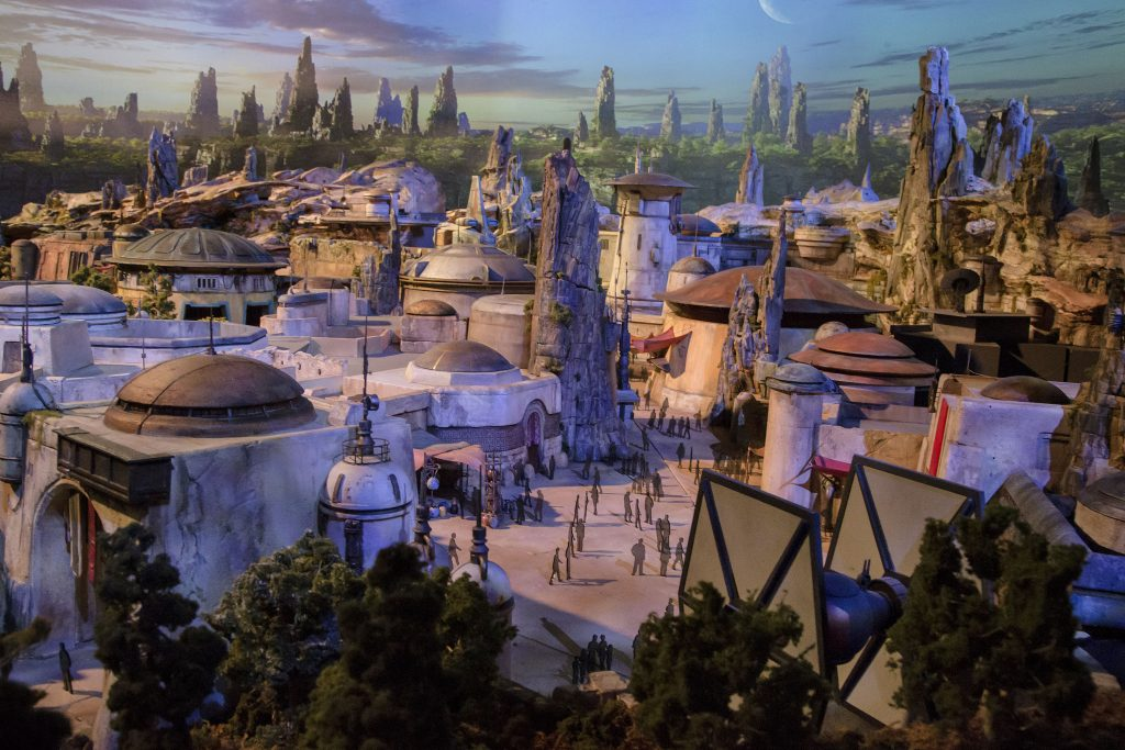 Disney Gives Update on Star Wars Land Opening