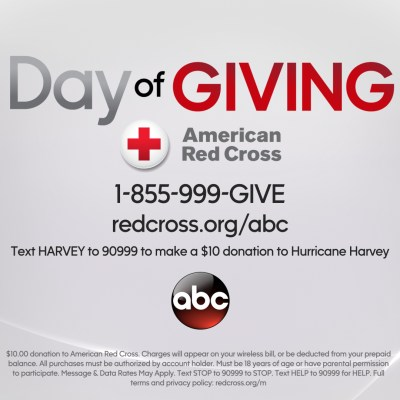 disney abc day of giving hurricane
