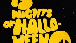 13 nights of halloween schedule freeform