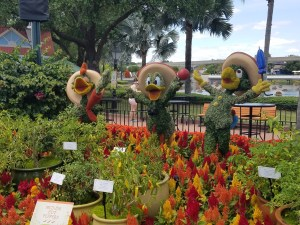 2018 Epcot Flower and Garden Festival Garden Rocks Concert