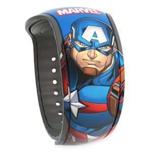 Captain America MagicBand 2