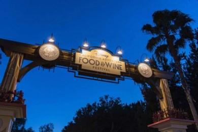 Disney California Adventure Food & Wine Festival 2019