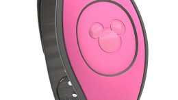 Disney MagicBand 2 - Pink
