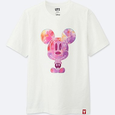 Mickey 100 Short Sleeve Graphic T-Shirt