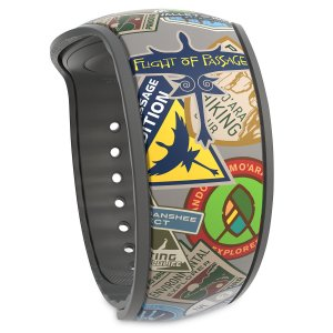 Pandora The World of Avatar Limited Edition MagicBand 2 - Travel Stamps