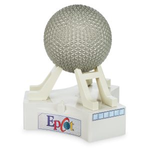 Spaceship Earth Monorail Play Set Accessory - Epcot