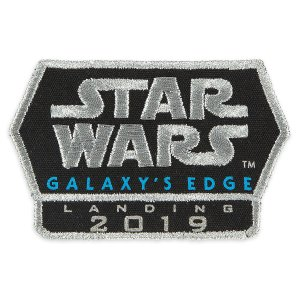 Star Wars Galaxy's Edge Patch
