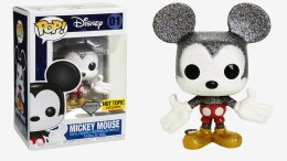 Diamond Mickey Mouse Funko Pop