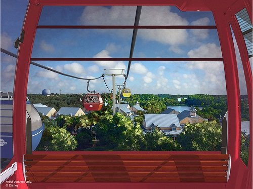 The New Walt Disney World Skyliner Gondola System | What We Know