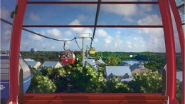 Disney Skyliner Concept Art 4