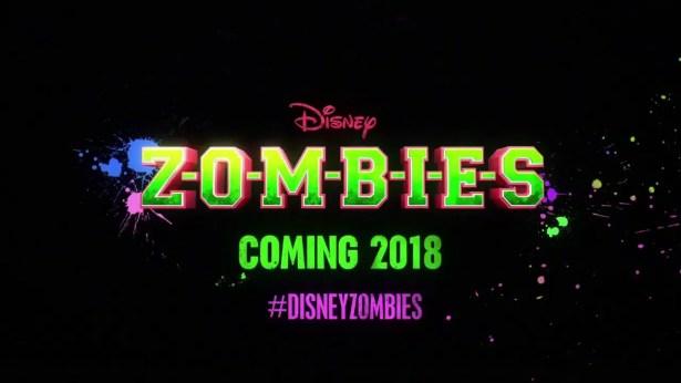 disney zombies disney channel