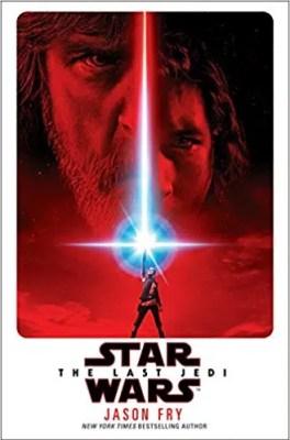 star wars the last jedi book