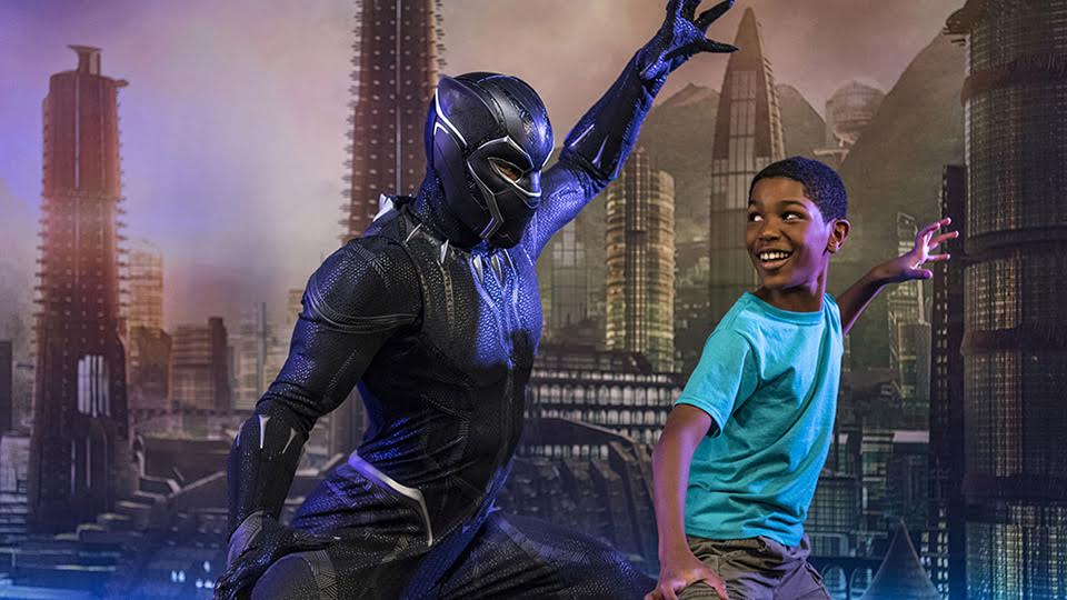 Black Panther is Coming to Disneyland For Meet and Greet