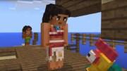 moana minecraft characters