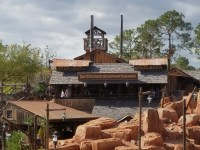 Big Thunder Mountain Railroad Ride (Disney World)