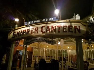 Jungle Navigation Co. Ltd. Skipper Canteen (Disney World)