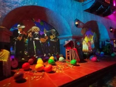 Gran Fiesta Tour Starring The Three Caballeros (Disney World Ride)