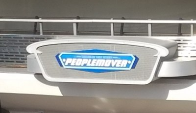Tomorrowland Transit Authority PeopleMover (Disney World Ride)
